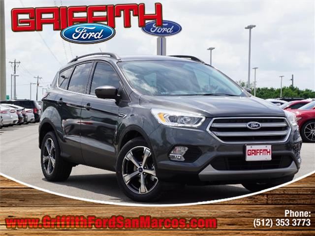 2017 Ford Escape SE Front-wheel Drive Miles 10Color MAGNETIC METALL Stock 40713N VIN 1FMCU0G