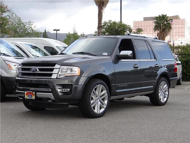 2016 Ford Expedition Platinum 4x4 Miles 1Color MAGNETIC METALL Stock M62028 VIN 1FMJU1MT0GEF