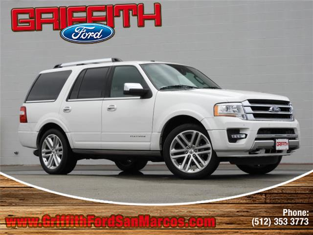 2015 Ford Expedition Platinum 4x4 2015 Expedition Platinum 4dr 4x4 Ford At Griffith Ford - San Mar