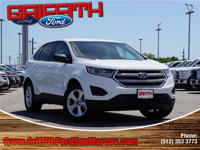 2017 Ford Edge SE Front-wheel Drive Miles 10Color OXFORD WHITE Stock 88633N VIN 2FMPK3G95HBB