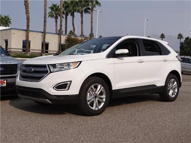 2017 Ford Edge SEL Front-wheel Drive Miles 1Color OXFORD WHITE Stock M73669T VIN 2FMPK3J88H