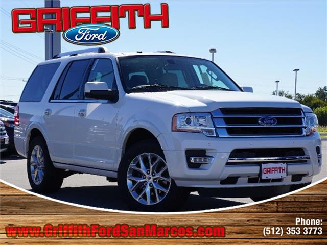 2017 Ford Expedition Limited 4x2 Miles 10Color WHITE PLATINUM Stock 32894N VIN 1FMJU1KT5HEA3