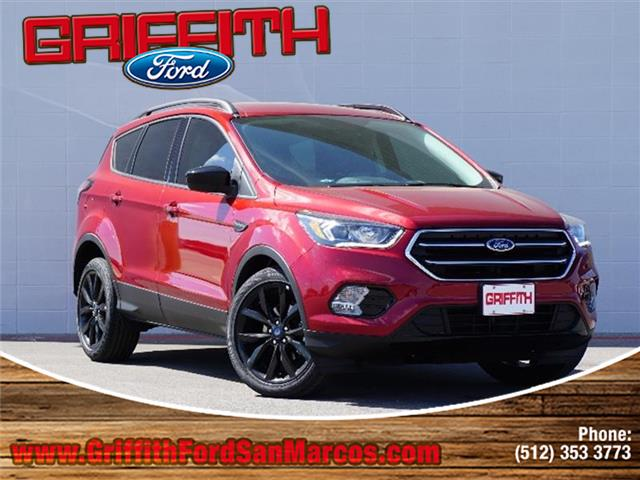 2017 Ford Escape SE Front-wheel Drive Miles 10Color RUBY RED METALL Stock 65431N VIN 1FMCU0G