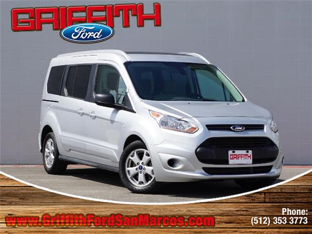 2016 Ford Transit Connect XLT wRear Liftgate Wagon Look no further this 2016 Ford Transit Connect