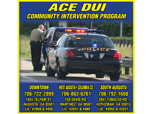 DUI Risk Reduction Programs assessment Education Intervention Possible Point Suspension Point