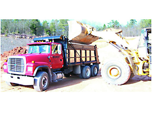 Sand Clay Delivered 100 per tandem load in North Augusta  Augusta area Sand Clay Mortar Sand Gr