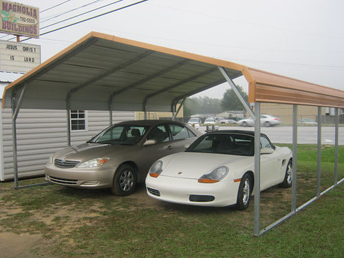Classic Carport 18x21x6 Installed 79500 1-888-398-0416