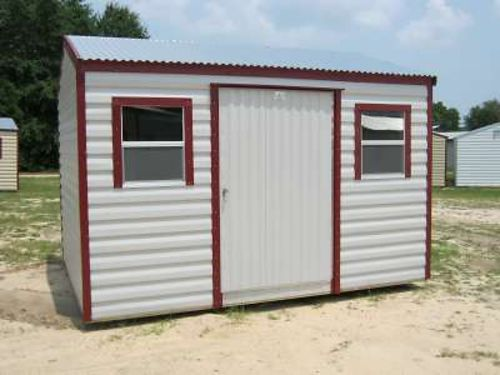 Storage Building 10x12 Americana Financing Avaliable 1-888-398- 0416
