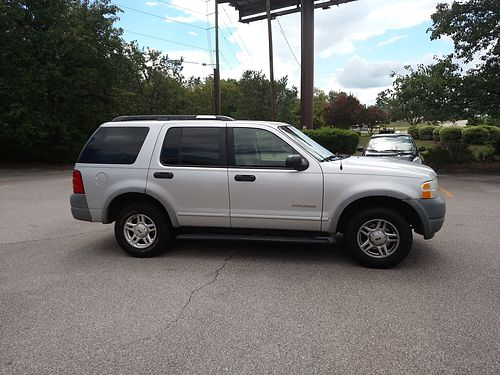 Super Nice 2002 Ford Explorer Clean Dependable 3100 obo 803-641-0620