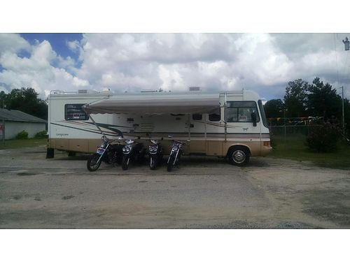2000 GEORGETOWN class a 1 large slide generac generator less than 2yrs 2ac units sleeps 6 36k o