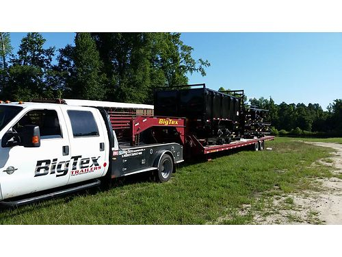 Big Tex Axons Trailer Sales 1-866-857-1023