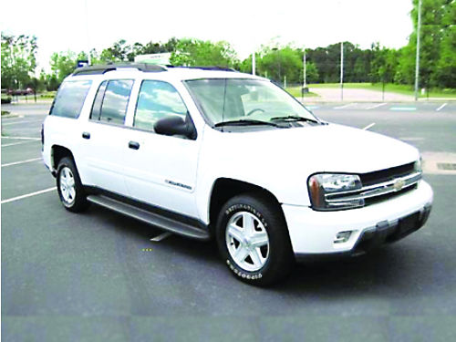2007 CHEVY TRAILBLAZER 4dr Auto White 7790 706-992-6030