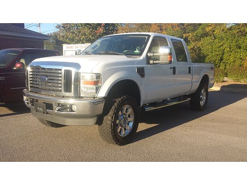 2008 FORD F250 Lariat power stroke diesel 64L engine 191k miles well kept 23900 obo 706-799-