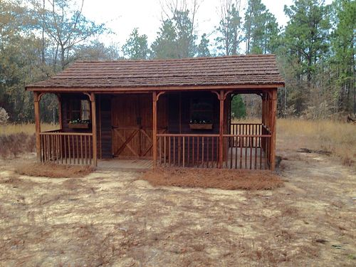 WAGENER small cabin on 1187 acres perfect hunting cabin or man cave great timber 36000 ask for