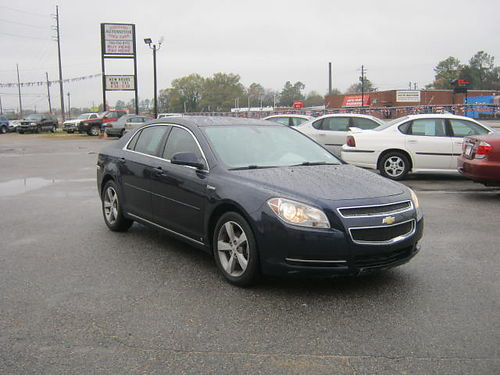 2009 CHEVY MALIBU HYBRID 4dr Auto Blue 8495 We Finance 888-640-5901