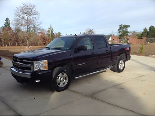 2008 CHEVY SILVERADO LT Z71 4x4 6spd automatic 170k miles runs great 14000 obo for color phot