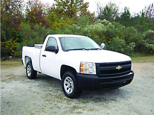 2009 CHEVY 1500 SILVERADO 4x4 4dr Ext Cab Shortbed V8 Nice Toolbox Fleet Pre- Owned Super Cle