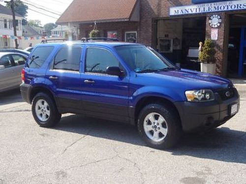 2005 FORD ESCAPE 4dr Auto 2995 855-830-1721
