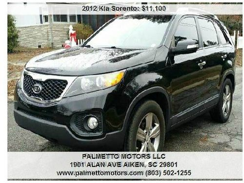 2012 kia sorento cars and vehicles aiken sc