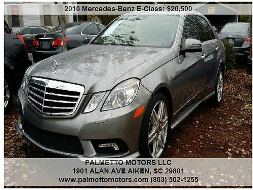 2010 MERCEDES 300C Leather Sunroof Loaded Palmetto Motors 803-502-1255