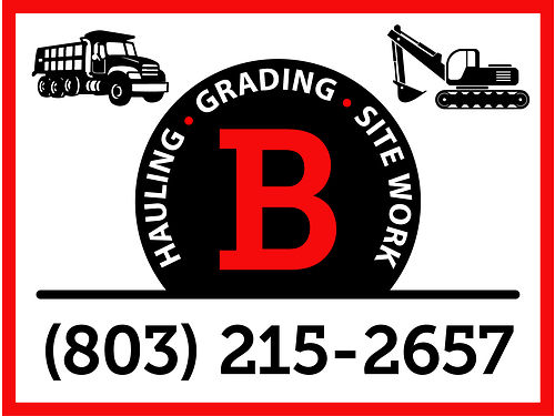 Driveways Concrete French Drains Tree Removal Landscaping and More 803-215-2657