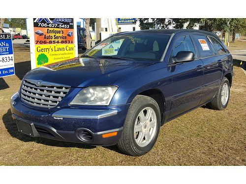 2006 chrysler pacifica cars and vehicles augusta ga. Black Bedroom Furniture Sets. Home Design Ideas