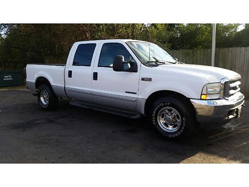 2002 FORD F250 73 Diesel Lariat 1Owner 2WD New Tires 174k Miles 13500 803-221-6009