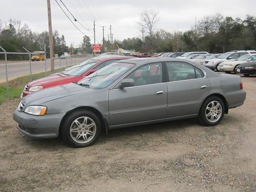 1999 ACURA 32 TL Runs Great 4Dr Auto 1995 855-830-1721