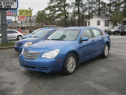 2008 CHRYSLER SEBRING 4 Door Auto Blue 6995 888-667-8504