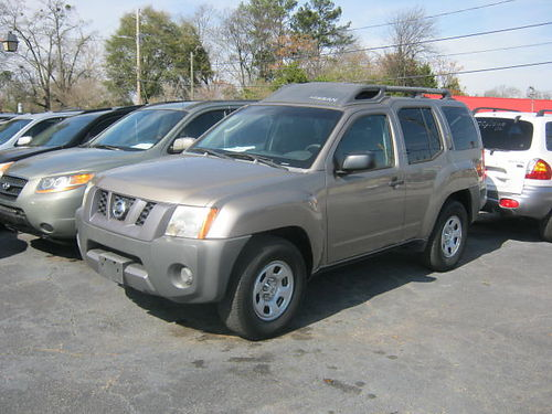 2007 nissan xterra cars and vehicles augusta ga. Black Bedroom Furniture Sets. Home Design Ideas