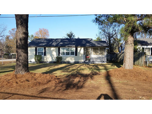 Augusta 3br 1ba Close To Fort MSTA 900 dep 900mo 706-306-6936