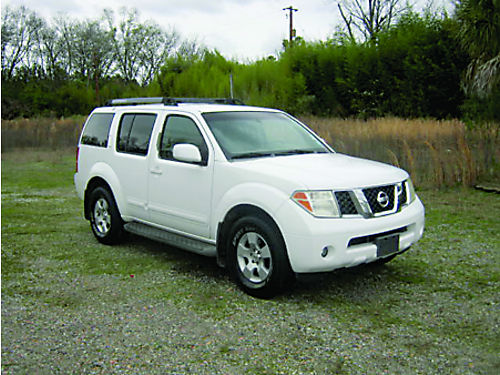 2006 NISSAN PATHFINDER 3rd Row 4dr Auto Low Miles 7280 888-667-8504
