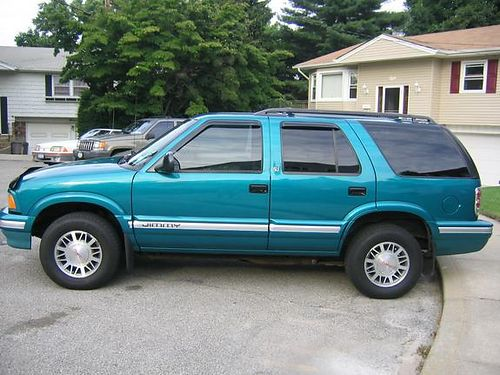 1995 GMC JIMMY 4Dr Auto Green 1495 855-830-1721