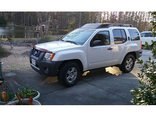 2007 NISSAN XTERRA runs and look good auto 6cyl 4500