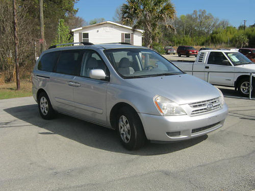 2009 KIA SEDONA Van Loaded Ready for Vacation 5990 888-667-8504