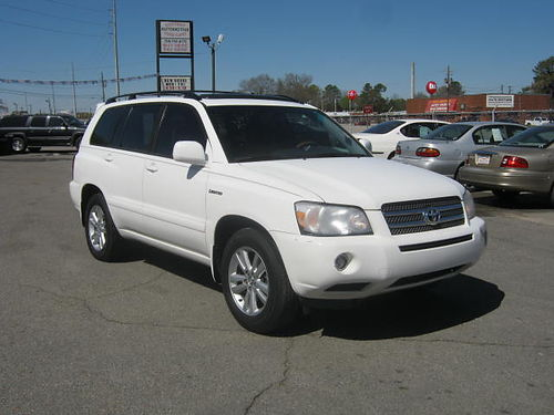 2006 TOYOTA HIGHLANDER 4Dr Auto Limited Leather 9995 Call 888-640-5901