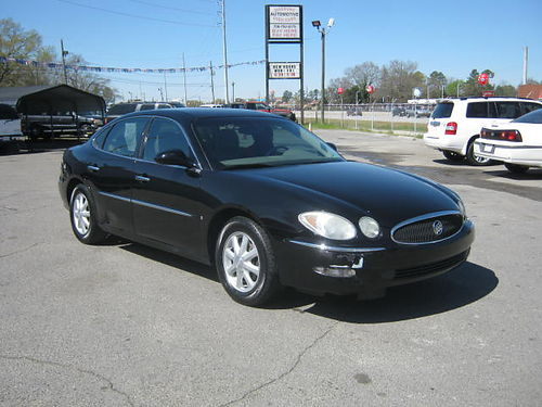 2006 BUICK LACROSSE 4Dr Auto Black 8995 Call 888-640-5901