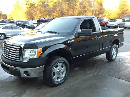 2013 FORD F-150 XL with 2WD Hill Start Assist Control only 76K miles 13995