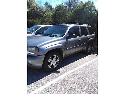 2005 CHEVY TRAILBLAZER gc 320k miles has been well maintained smokey gray in color asking 2900