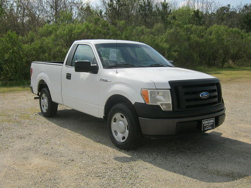 2009 FORD F150 XL 2dr Reg Cab Shortbed v8 87k Miles All Power Spray- in Liner Extra Clean I