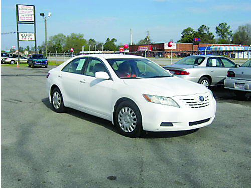 2008 TOYOTA CAMRY LE 4dr Auto White 9995 Call 888-640-5901
