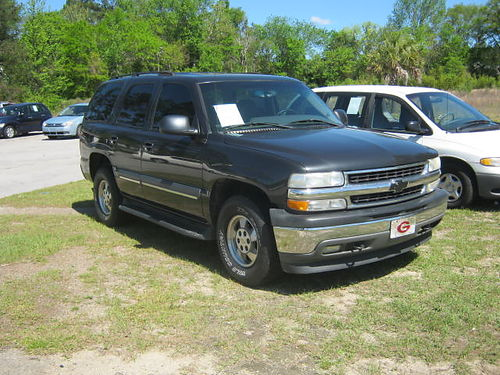 2003 CHEVY TAHOE 4Dr Auto 6495 888-667-8504