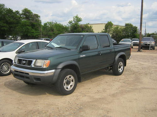 2000 NISSAN FRONTIER Pick-up Green 3995 855-830-1721