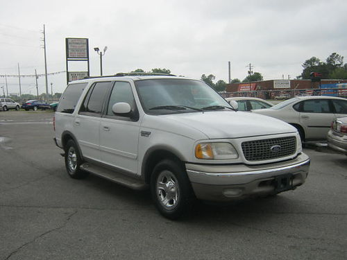 2001 FORD EXPEDITION 4dr Auto 3rd Row 6995 Call 888-640-5901