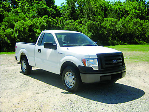 2012 FORD F150 XL Reg Cab Short Bed 37L V6 Only 26k Miles Auto AC One Owner Super Clean Onl