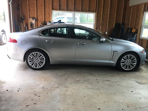 2012 JAGUAR XF portfolio sport beautiful inside and out new tires 82k miles