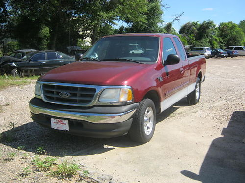 2003 FORD F150 XL SUPERCAB 4995 855-830-1721
