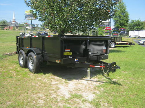 DUMP TRAILERS All Sizes Loaded Out 888-231-1885