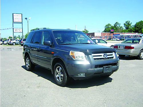 2006 HONDA PILOT 4dr Auto Grey 3rd Row 7995 Call 888-640-5901