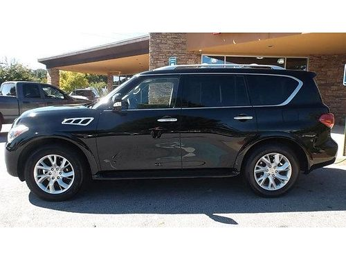 2012 INFINITI QX56 black on black loaded 70k miles 35000 for color photo search ad 2971231  www